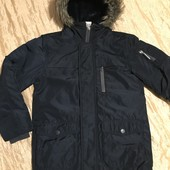 Дуже класна зимова куртка Next на 8 років зріст 128