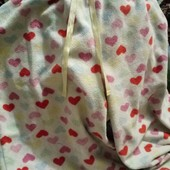 Теплі флісові піжамні штани