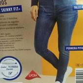 S55.стильные джинсы syper Skinny Fit , от Esmara.