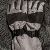 S59.Лыжные зимние термо перчатки, краги 8.5Crivit