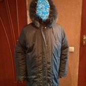 Зимняя куртка 60 р