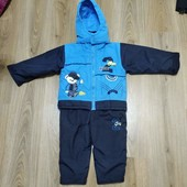 Комплект куртка и штаны 1-3 года, от 3 лотов УП бесплатно
