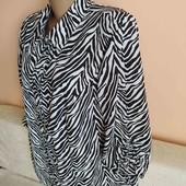 Як нова!Шикарна блузочка в ідеальному стані р.20.Заміри