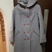 Фирменное кашемировое зимнее пальто
