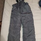 Тёплые штаны для мальчика или девочки на рос 104-116. Идеальное состояние.
