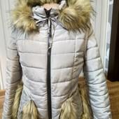 Зимова куртка Maddis для дівчинки 152-158см