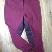 Идеальные штаны для конного спорта или велосипеда.  большой размер.  Попа замш. Дорогие.