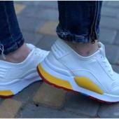 Модные кросовочки (39р - 24,5см)