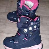 ❄❄❄Зимние термо ботинки на девочку,Размер 30-стелька 18,8 см