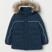 ♥- Куртка H&M р.8-9 (134см)-!♥