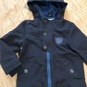 Курточка вітровка на 3 роки зріст 92-98