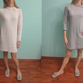 Отличные теплые трикотажные платья Zara и др. тм, размер S, M+-, есть замеры, одно на выбор
