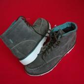 Ботинки Cuce натур замша 42-43 разм