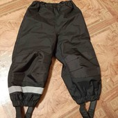 штаны зимние