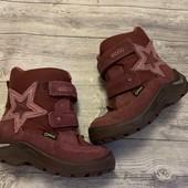 Термо ботиночки Ессо gore Tex 24 размер стелька 15 см