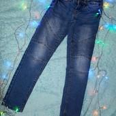 Обалденные,модные джинсы на мальчика или девочку 6-8 лет