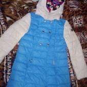 зимняя куртка, пальто L. 48-50