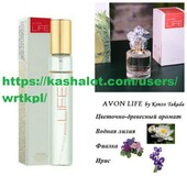 Женская парфюмерная вода Avon LIFE ,10 мл