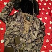 классная куртка камуфляж, размер с-м