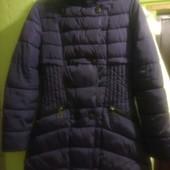 теплая куртка 46-48