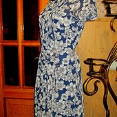Качество! Шикарное платье/шифон от британского бренда Warehouse, новое состояние