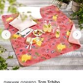 Идеальный коврик для пикника с ярким фруктовым принтом от Tcm Tchibo, Германия!