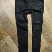 Черные джинсы Zara в очень хорошем состоянии