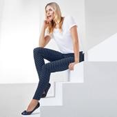 Моделирующие фигуру брюки длины 7/8 от Tchibo (Германия), размеры наши: 56-58 (50 евро)