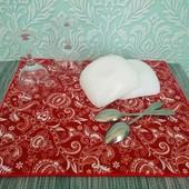 Коврик -сушка для посудыдвусторонний, одна и вторая стороны- микрофибра, однотонная. Он отлично в