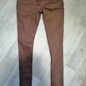 Фирменные джинсы /скини /Authentic demim/M!!!