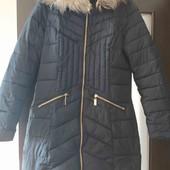 Удлиненная куртка курточка пальто от Dorothy Perkins