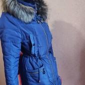 """Роскошная зимняя куртка можно"""" до получки"""""""