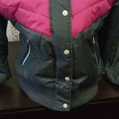 Состояние новой курточка Бесплатная доставка свыше трёх ставок!смотрите мои лоты укрпочта