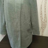 Шикарное пальто Некст Бесплатная доставка свыше трёх ставок!смотрите мои лоты укрпочта
