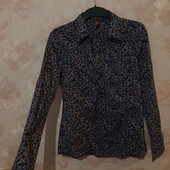 Красивая хлопковая блуза ! УП скидка 10%