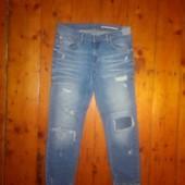 Стильні класненькі джинсики Зара поб 50 см