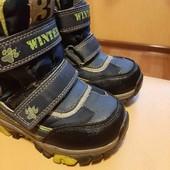 термо ботинки зимние Tom.m
