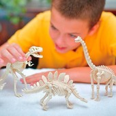 Скоро новогодние праздники! Собираем подарки! Игра раскопки динозавров. Динораскопки