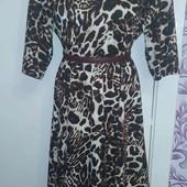 Потрясающее платье батал