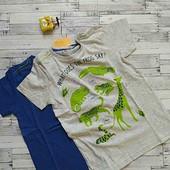 Комплект футболок Польша 122-128