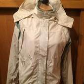 Куртка, термоветровка, внутри сетка, р. М, Backswing. состояние отличное
