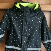 куртка, непромокайка, р 5 лет 110 см, Basecamp