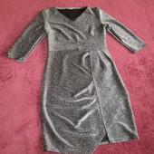 Платье р.М-L, смотрится круто, одето 1 раз