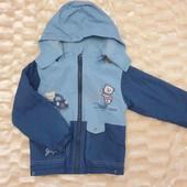 куртка р. 4-5 лет замеры