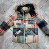 Зимняя куртка флис +утеплитель