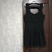 Фирменное новое красивое платье-сарафан р.16
