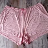 Піжамні шортики на пишні форми, Esmara ✿ розмір 3/4XL, резинка 49-81