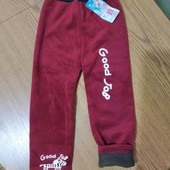 Флісові дитячі штанята