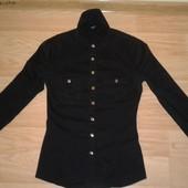 Черная блуза, классика