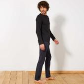 Домашний лонгслив верх от пижамы Kiabi, M европа оригинал сток